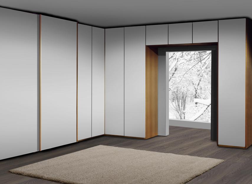 Dimensioni cabine armadio armadio angolare misure armadi - Cabine armadio angolo ...