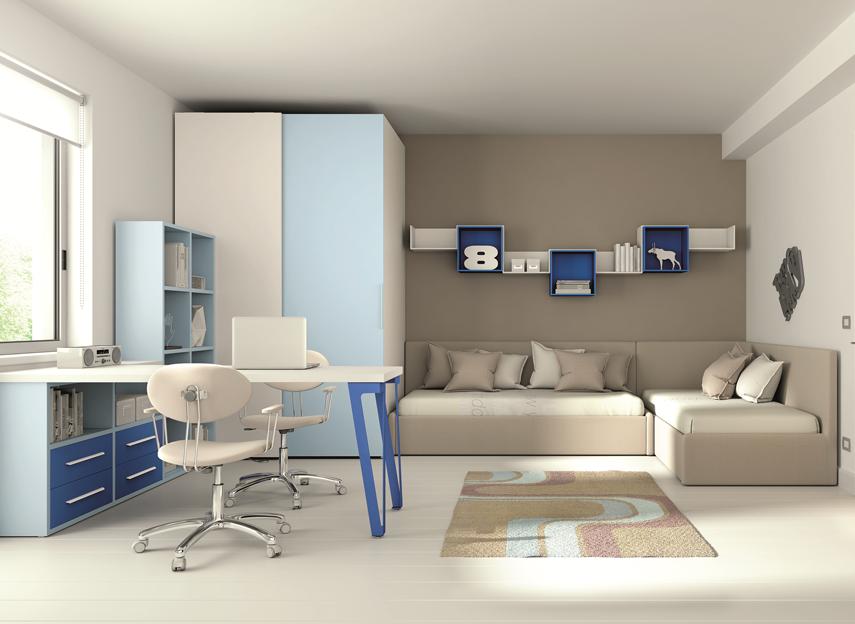 Camere Per Ragazzi Moretti : Camerette per bambini moretti. cheap architetto with camerette per