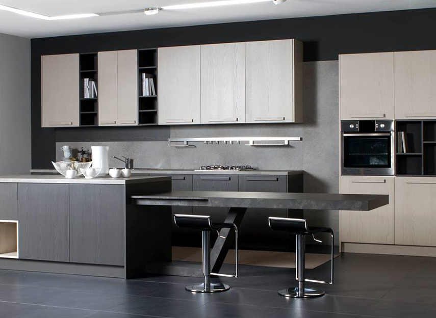 Arredinterni Meroni - Cucina moderna - Cucine moderne