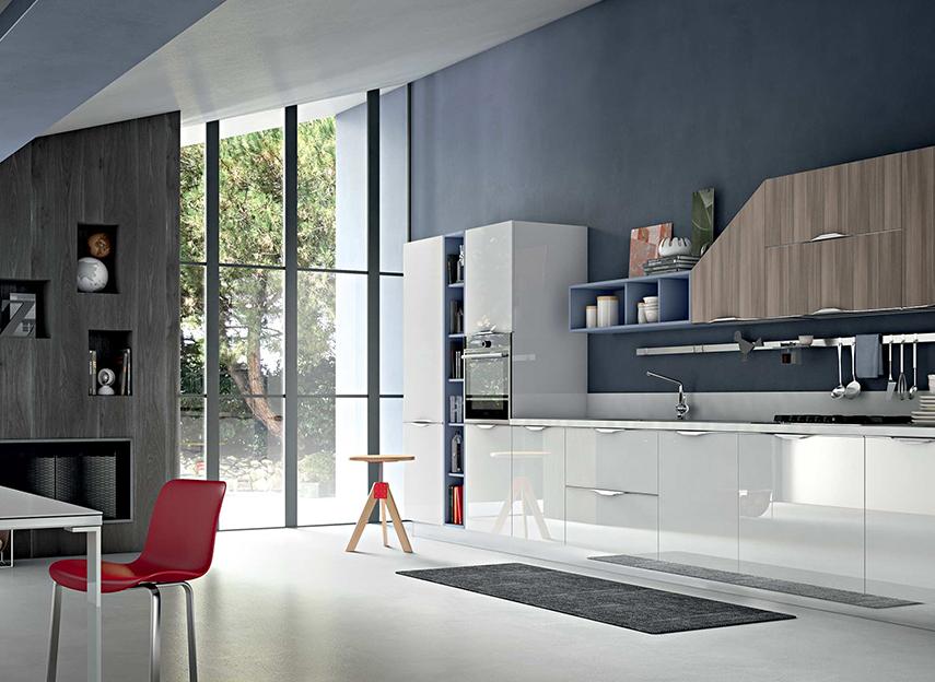 Arredinterni meroni cucina moderna cucine moderne for Classic kitchen designs 2015