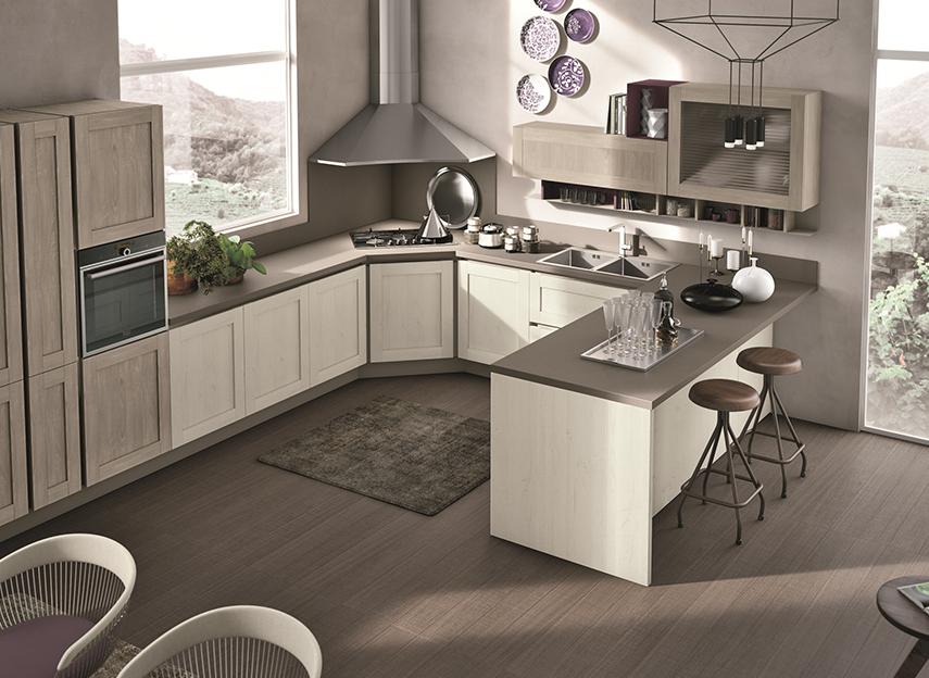 arredinterni meroni - cucina moderna - cucine moderne - Soluzioni Cucine